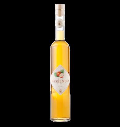 Wild Haselnuss Likör 20 % vol.  –  0,50l Flasche