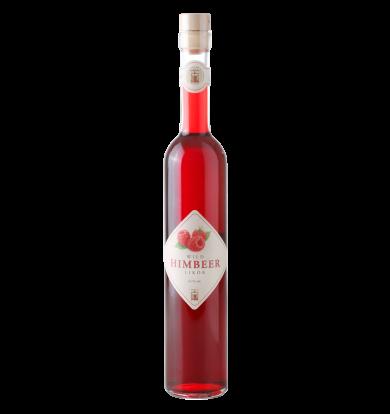 Wild Himbeer Likör 16 % vol. –  0,50l Flasche