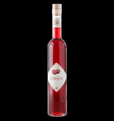 Wild Kirsch Likör 16 % vol.  –  0,50l Flasche